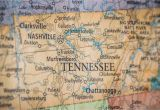 Tennessee State Park Map Old Historical City County and State Maps Of Tennessee