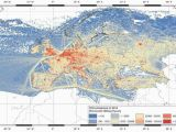 Terrain Map Europe Maps On the Web Co2 Emissions In 2014 In Europe Maps