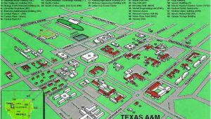Texas A&m Kingsville Campus Map Tamu Kingsville Campus Map by Chris Silver Smith
