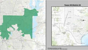 Texas Congressional Districts Map Texas S 32nd Congressional District Wikipedia