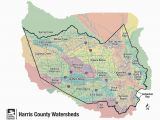 Texas Flood Zone Map Hcfcd Harris County S Watersheds