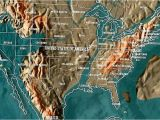 Texas Flood Zone Map the Shocking Doomsday Maps Of the World and the Billionaire Escape Plans
