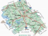 Texas Hill Country Counties Map Hill County Texas Map Business Ideas 2013