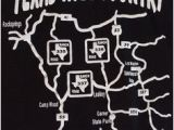 Texas Hill Country Motorcycle Rides Map 13 Best Welcome Bikers Images Motorcycle Rallies Sturgis