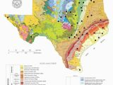 Texas Map Of Major Cities Geologically Speaking there S A Little Bit Of Everything In Texas