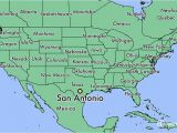 Texas Map with Major Cities where is San Antonio Tx San Antonio Texas Map Worldatlas Com