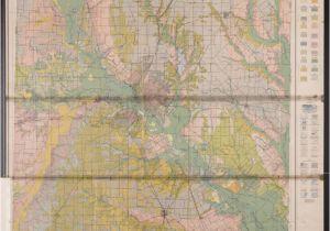 Texas Mile Marker Map soil Map Texas Dallas County Sheet the Portal to Texas History