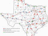 Texas Mile Marker Map Texas Rest area Map Business Ideas 2013
