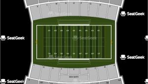 Texas Tech Football Seating Map Joe Aillet Stadium Seating Chart Seatgeek
