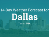 Texas Weather Map today Dallas Texas Usa 14 Day Weather forecast