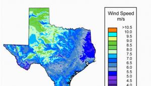 Texas Wind Speed Map Texas Wind Map Business Ideas 2013