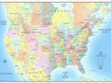 The United States and Canada Physical Map Physical Map Of Arizona Us and Canada Physical Map Quiz New