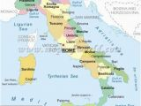 Thematic Map Of Italy Maps Of Italy Political Physical Location Outline thematic and
