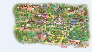 Theme Parks England Map Park Map Gullivers Kingdom theme Park Matlock Bath
