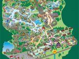 Theme Parks In France Map Splashin Safari Park Map In 2019 Family Vacations