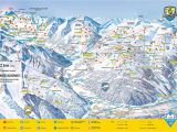 Three Valleys France Piste Map Bergfex Piste Map Mayrhofen Zillertal Panoramic Map