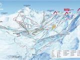 Three Valleys France Piste Map Val Thorens Ski Europe and Alpine Adventures Luxury Ski
