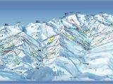 Three Valleys France Piste Map Val Thorens Ski Pass Val Thorens Ski Resort 3 Vallees