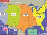 Time Zone Map Of Usa and Canada Usa Time Zone Map Vbs In 2019 Time Zone Map Time Zones