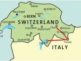 Tirano Italy Map Bernina Express Scenic Train Route In 2019 Italy Bernina Express