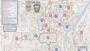 Toledo Ohio Gang Map the Blade Obtains toledo Police Department S Gang Territorial