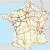 Tolls In France Map toll Roads Map Best Of Autoroutes Of France Ny County Map