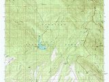 Topo Map Of Arizona Amazon Com Huachuca Peak Az topo Map 1 24000 Scale 7 5 X 7 5