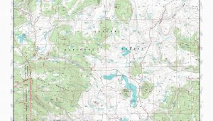 Topo Map Of Arizona Mytopo Big Lake north Arizona Usgs Quad topo Map