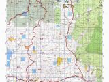 Topo Map Of Colorado Colorado topo Maps Beautiful Colorado Gmu 214 Map Maps Directions