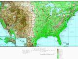 Topographic Map Of Arizona Us Elevation Road Map Fresh Us Terrain Map Lovely topographic Map