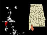 Topographic Map Of Baldwin County Alabama Daphne Alabama Wikipedia