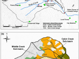 Topographic Map Of Florence Alabama A Contour Map M Of the Marmot Creek Research Basin Mcrb Showing