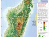 Topographic Map Of Ireland Madagascar topography by Unosat Map Madagascar topography