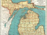Topographic Map Of Michigan Michigan Elevation Map Luxury Picture A Map the United States Luxury