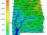 Topographic Map Of Mobile Alabama Map Maps Inside topographic Of Mobile Al Peterbilt Info