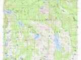Topographic Map southern California southern California Coast Map Fresh English Mountain topographic Map