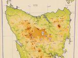 Topographical Map Of oregon Elevation Map oregon Secretmuseum