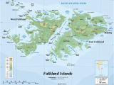 Topographical Map Of southern California Datei Falkland islands topographic Map En Svg Wikipedia