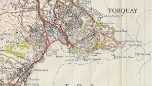 Torquay England Map torquay Geological Field Guide by Ian West