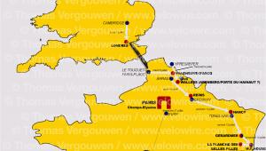 Tour De France 2014 Yorkshire Route Map tour De France 2014 the Rumours About the Race Route and