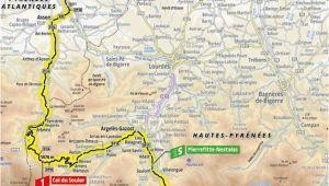 Tour De France Stage 14 Map A 2019 Es tour De France Aotvonala Terkepek Szintrajzok Flowcycle