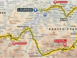 Tour De France Stage 19 Route Map Korona Pireneja W Zapowiedao 19 Etapu tour De France 2018