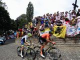 Tour De France Stage 4 Map Mike Teunissen Pips Peter Sagan In Photo Finish to Take tour De