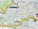Tour De France Stage 4 Map tour De France 2018 Route Stage 21 Houilles Paris