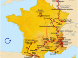 Touring Map Of France 2017 tour De France Wikipedia