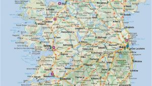Tourist attractions Ireland Map Most Popular tourist attractions In Ireland Free Paid attractions