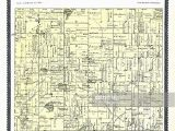 Townships In Michigan Map Michigan 1895 assyria township assyria Barry County Stock