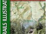 Trails Illustrated Maps Colorado National Geographic Trails Illustrated Wa Goat Rocks norse Peak