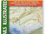Trails Illustrated Maps Colorado Trails Illustrated Vail Frisco and Dillon topographic Map