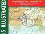 Trails Illustrated Maps Colorado Trails Map Of Cache La Poudre Big Thomson Colorado 101